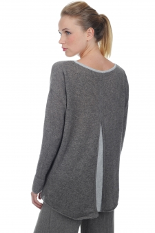 femme pull-col-rond luce