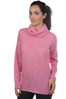 femme pull-col-roule clem