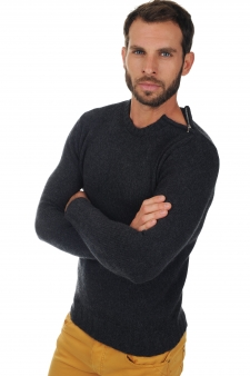 homme pull-col-rond groucho