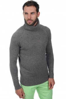 homme pull-col-roule misha