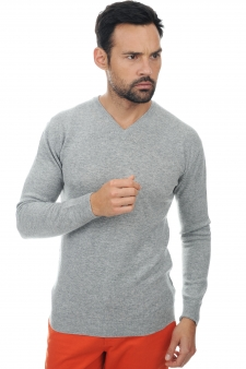 homme pull-col-v anael