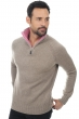 homme polo camionneur olivier natural brown bubble m