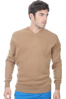 Chameau  pull homme chameau homme camel gasp