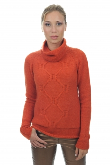 Cachemire  pull femme col rond april