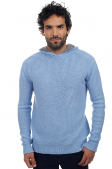 Yak  pull homme epais conor