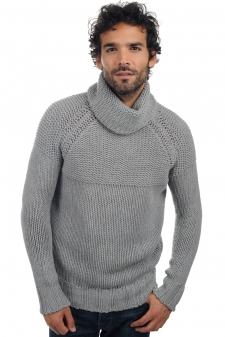 Yak  pull homme col rond julius
