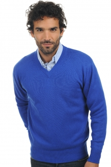 Cachemire  pull homme epais hippolyte 4f