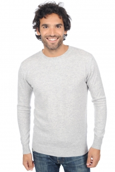 Cachemire  pull homme col rond tao