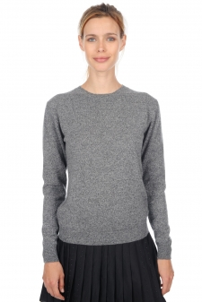 Cachemire  pull femme col rond thalia