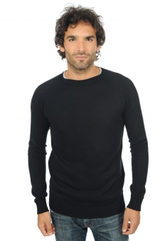 Cachemire  pull homme col rond nils