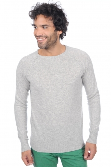 Cachemire  pull homme col rond youcef