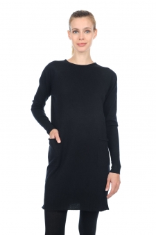 Cachemire  pull femme col rond yuna