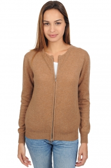Cachemire  pull femme col rond kayla