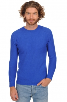 Cachemire  pull homme col rond edmure