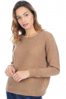 Cachemire  pull femme col rond laurenlee