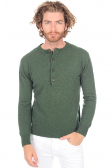 Cachemire  pull homme col rond ned