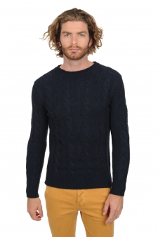 Yak  pull homme col rond tommen