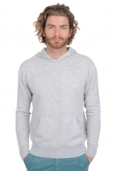 Cachemire  pull homme col rond viggo