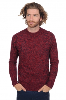 Cachemire  pull homme col rond samwell