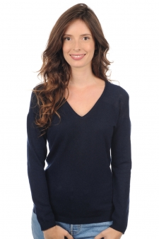 Cachemire  pull femme col roule missandei