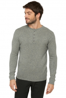 Yak  pull homme col rond aram