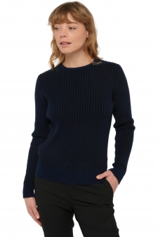 Cachemire  pull femme col rond aivy
