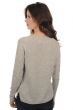 Cachemire pull femme col rond myrcella flanelle chine s