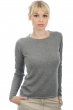 cachemire pull femme col rond line marmotte chine 4xl