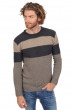 cachemire pull homme col rond paulin marmotte chine m