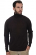cachemire pull homme col roule edgar capuccino s