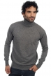 cachemire pull homme col roule preston marmotte chine l