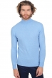 cachemire pull homme col roule tarry it s blue m