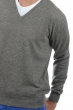 cachemire pull homme col v hippolyte marmotte chine m