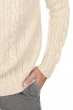 chameau pull homme col roule idriss nature s