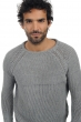 yak pull homme col rond julius silver s