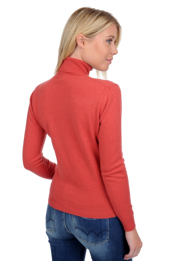 Cachemire pull femme tale quite coral l