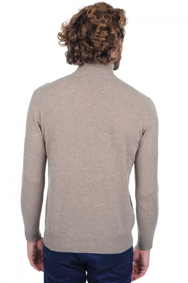 cachemire pull homme col roule tarry pollux m