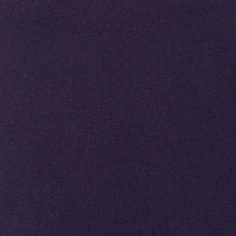 Cachemire pull homme col roule edgar violet tres vif s